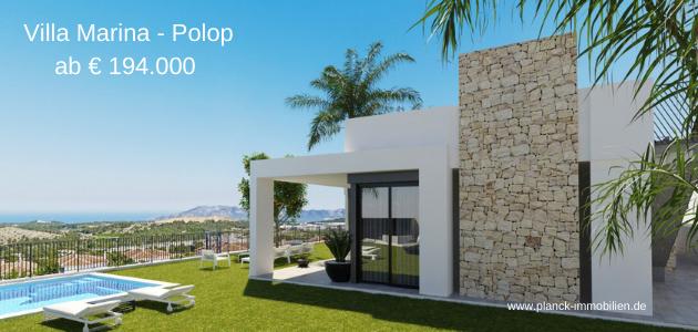 Traumhafte Villa in Polop/LaNucia